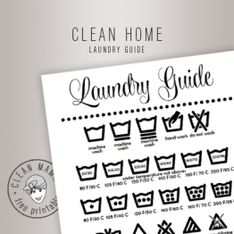 LAUNDRY-GUIDE
